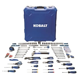 Kobalt 200-Piece Household Tool Set