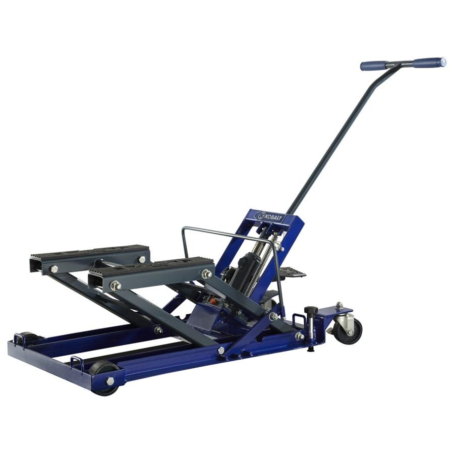 Kobalt 3/4 Ton ATV/Motorcycle Jack