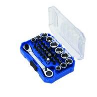 Kobalt 35-Piece Standard (SAE) and Metric Tool Set 85165 Deals