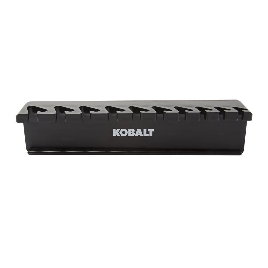 Kobalt Magnetic Hanging Wrench Organizer