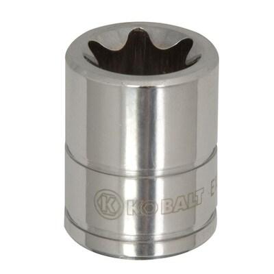 Kobalt 3/8-in Drive External Torx Bit Metric Driver Socket