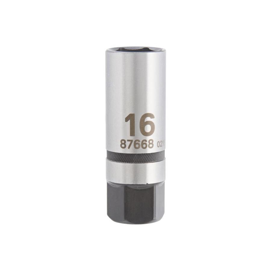 Kobalt 3/8-in Drive 16mm Spark Plug 6-Point Metric Socket