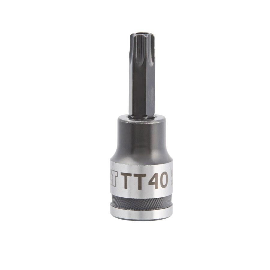Kobalt 3/8-in Drive Tamper-Proof Torx Driver Socket