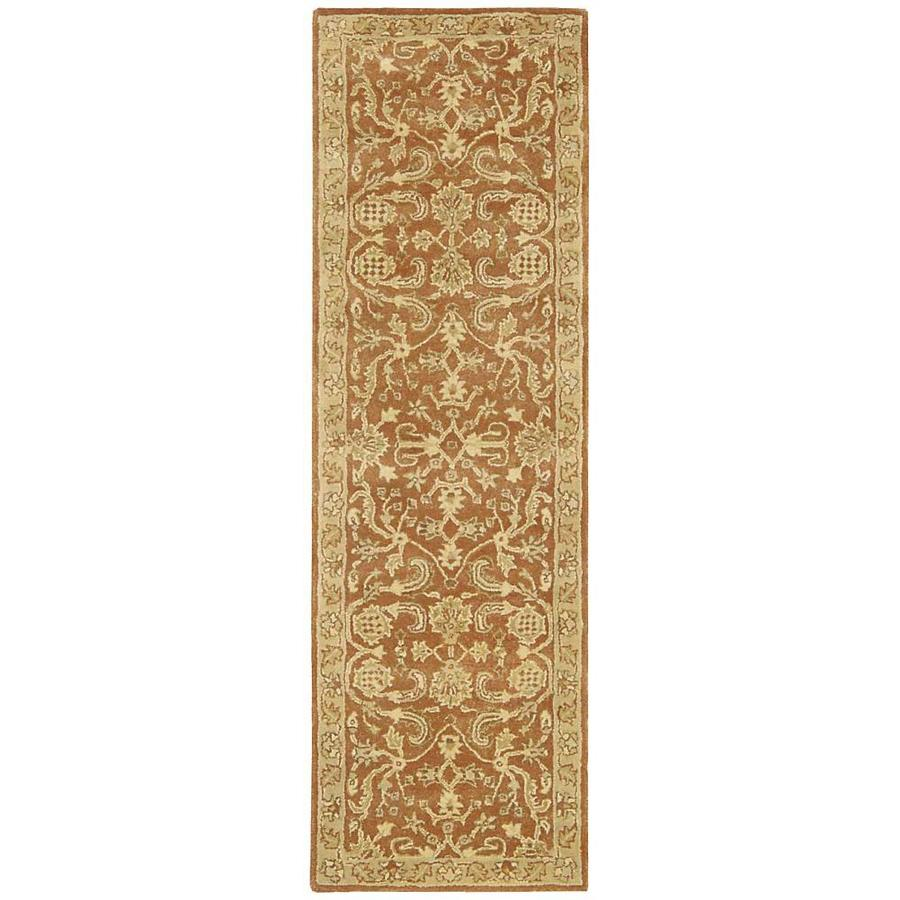 Nourison Jaipur Terraco Indoor Handcrafted Area Rug (Common: 2 x 8; Actual: 2.3333-ft W x 8-ft L)