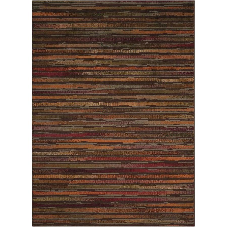 Nourison Paramount Indoor Area Rug (Common: 5 x 7; Actual: 5.25-ft W x 7.25-ft L)