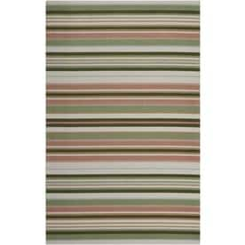 Nourison Waverly Sun And Shade Light Green Indoor Outdoor Area Rug Common 4