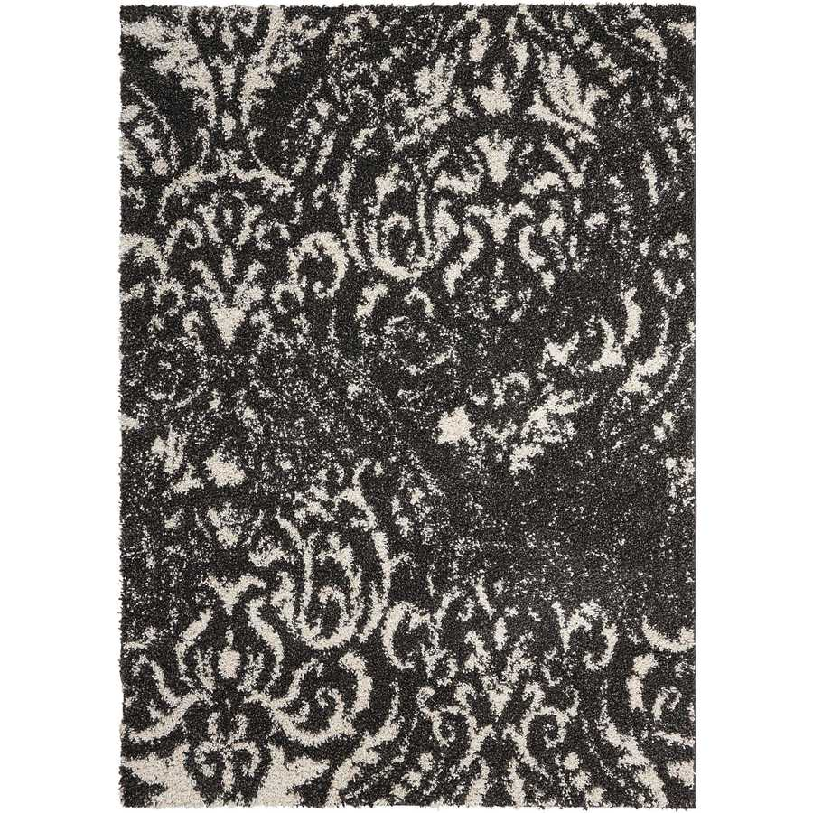 Nourison Brisbane Black/White Indoor Area Rug