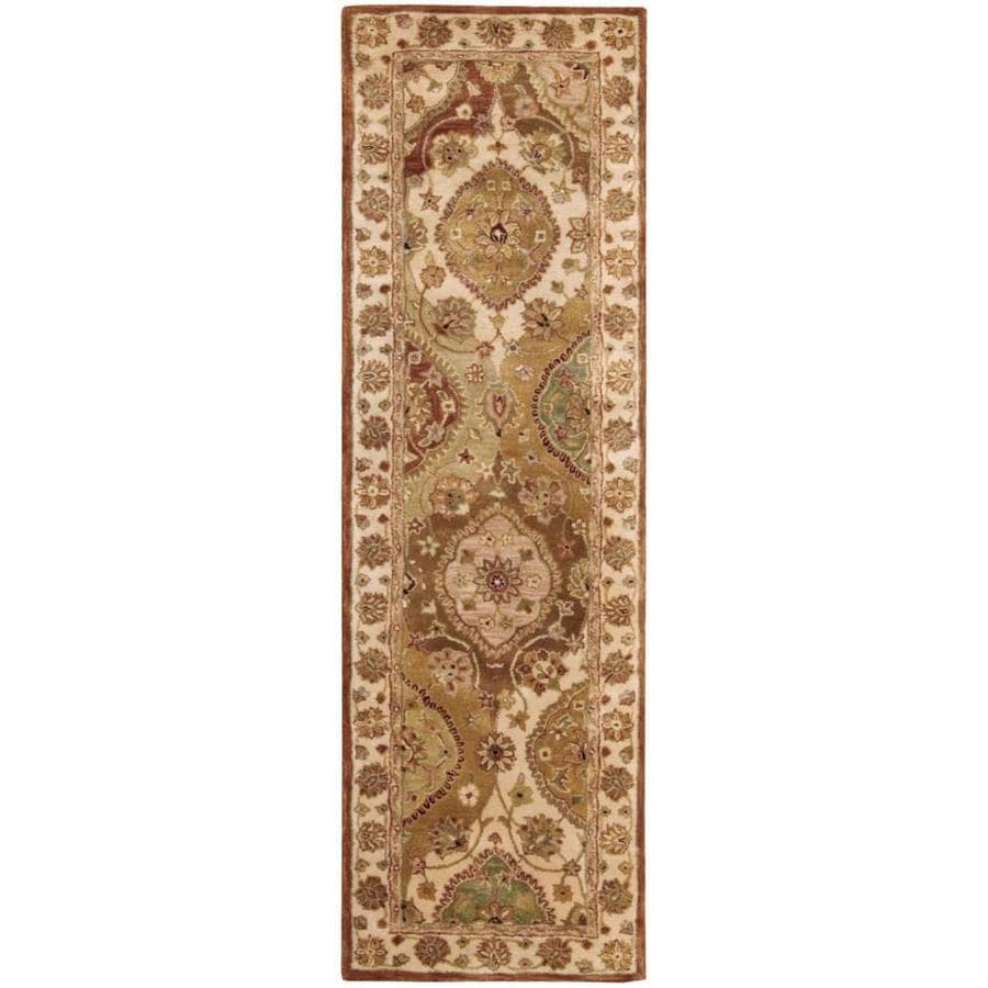 Nourison Jaipur Handcrafted Area Rug (Common: 2 x 8; Actual: 2.33-ft W x 8-ft L)