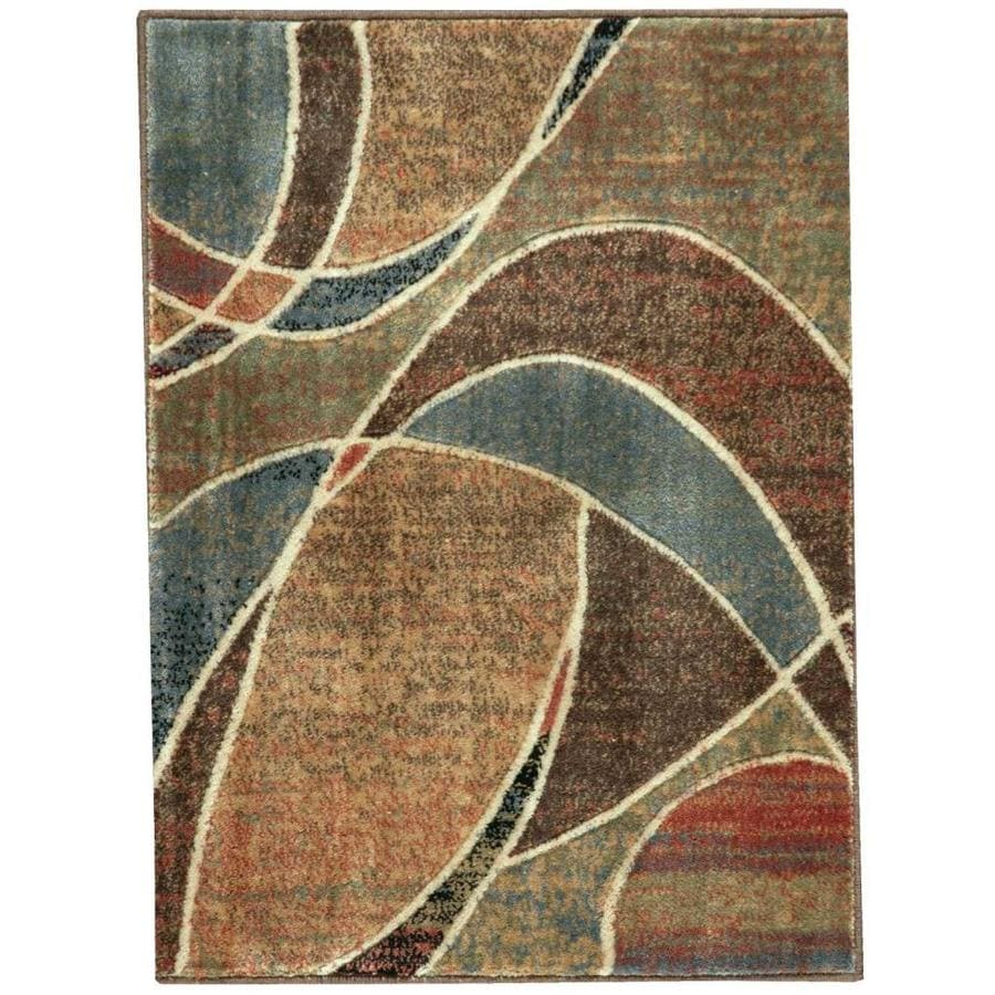 Shop Nourison Expressions Indoor Area Rug (Common: 2 X 3