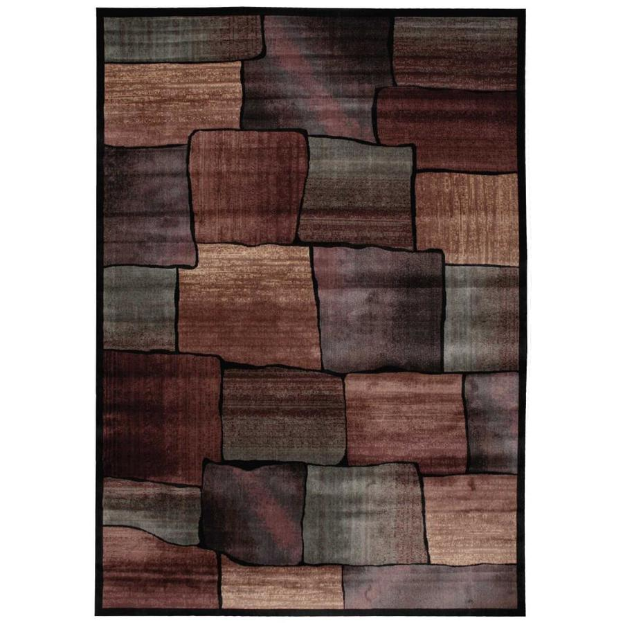 Nourison Expressions Indoor Area Rug (Common: 9 x 13; Actual: 9.5-ft W x 13.5-ft L)