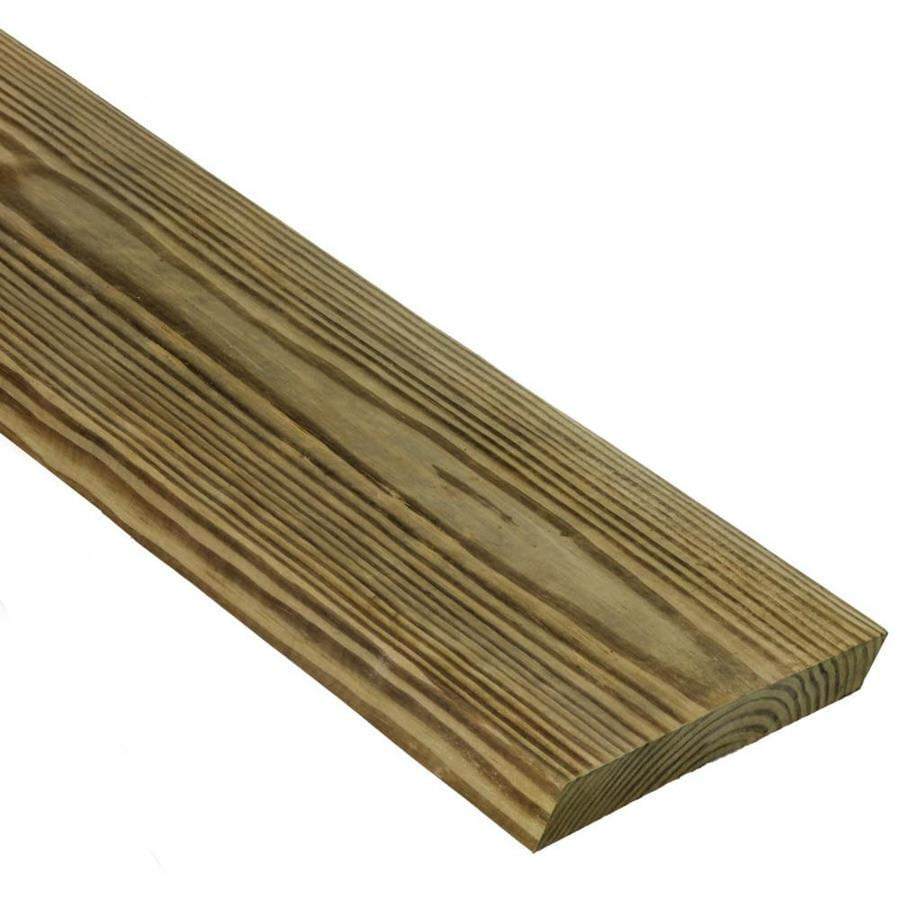 Top Choice (Common: 2-in x 12-in x 8-Ft; Actual: 1.5-in x 11.25-in x 8-ft) Pressure Treated Lumber