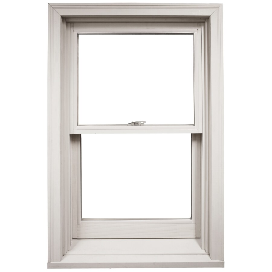 Shop Ply Gem 4200 Dh Wood Double Pane Single Strength New