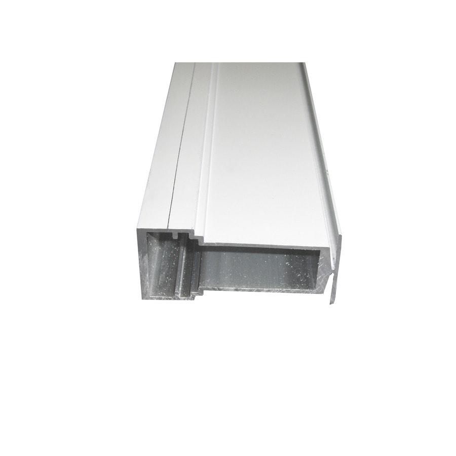 Ply Gem 49-5/8-in White Aluminum Complete Mull Kit