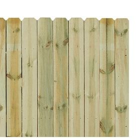 Shop Severe Weather (Actual: 6-ft x 8-ft) Pressure Treated ...