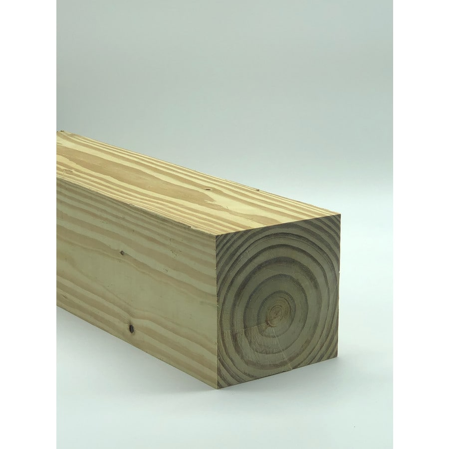 Shop severe weather common 6 in x 6 in x 8 ft actual 5 for Timber decking for sale