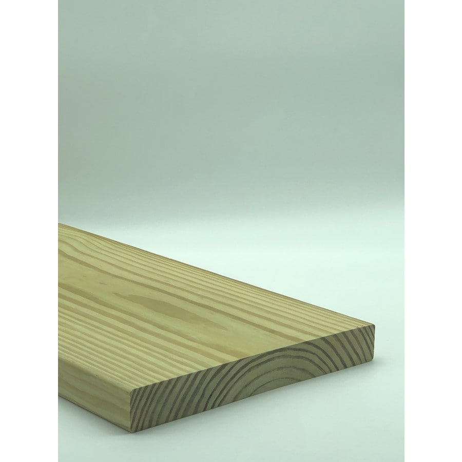 Top Choice (Common: 2-in x 12-in x 12-Ft; Actual: 1.5-in x 11.25-in x 12 Feet) Pressure Treated Lumber
