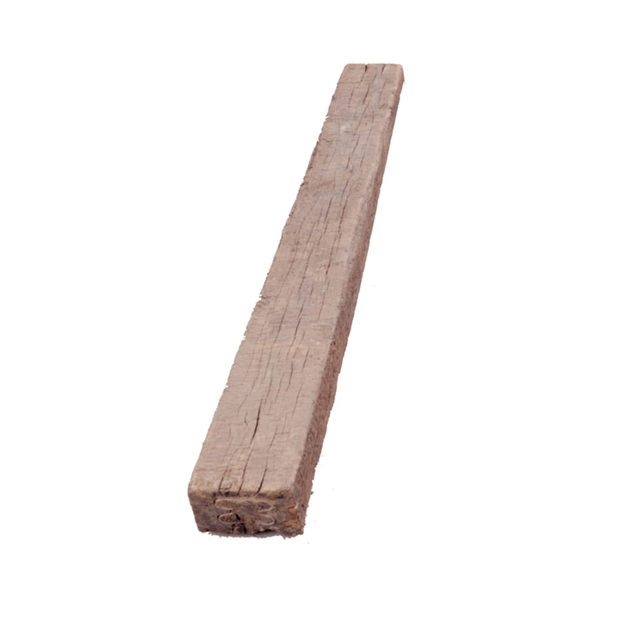 Severe Weather Railroad Tie (Actual: 7-in x 9-in x 8 5-ft) at Lowes com