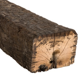 Severe Weather Railroad Tie (Actual: 7-in x 9-in x 8.5-ft)