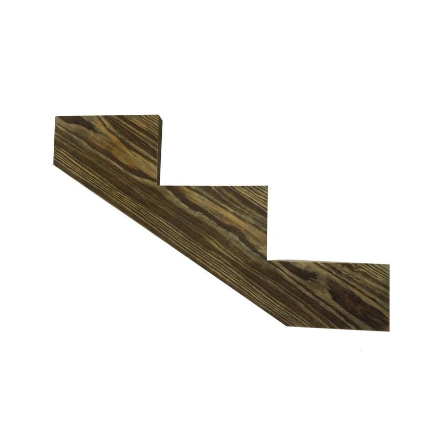 Top Choice 3-Step Pressure Treated Pine Deck Stair Stringer