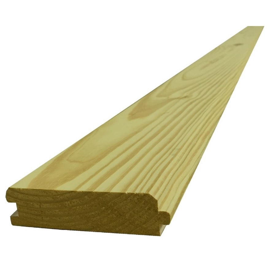 Severe Weather Max (Common: 2-in x 6-in x 16-ft; Actual: 1.5-in x 5.5-in x 16-ft) Pressure Treated Lumber
