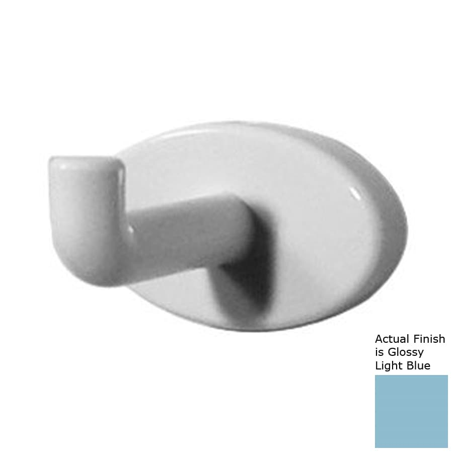 Ponte Giulio USA Glossy Light Blue Towel Hook