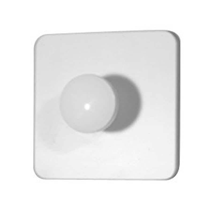 Ponte Giulio USA Glossy White Robe Hook