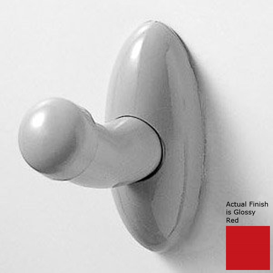 Ponte Giulio USA Urbinati Glossy Red Towel Hook