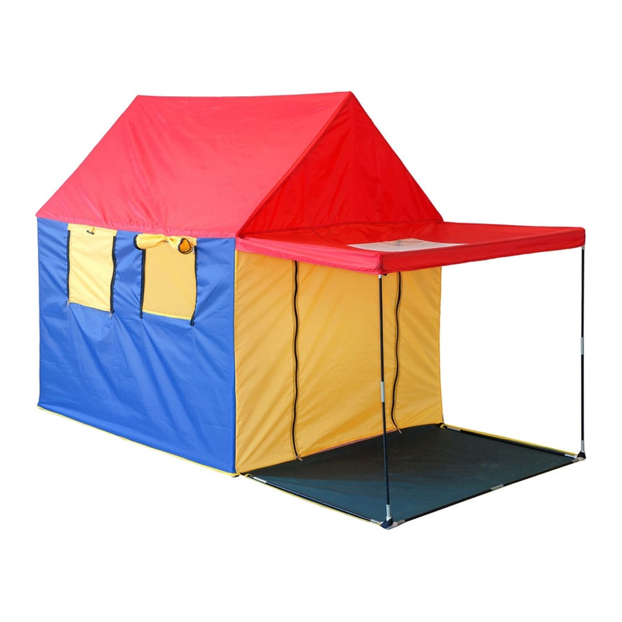 Kid Tents Part - 15: Gigatent My First Summer Home Kids Play Tent