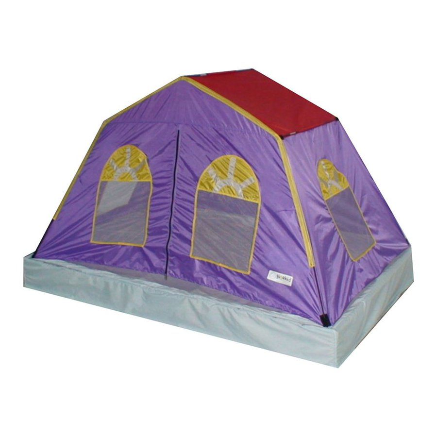 Gigatent Dream House Bed Play Tent  sc 1 st  Loweu0027s : play tents for beds - memphite.com