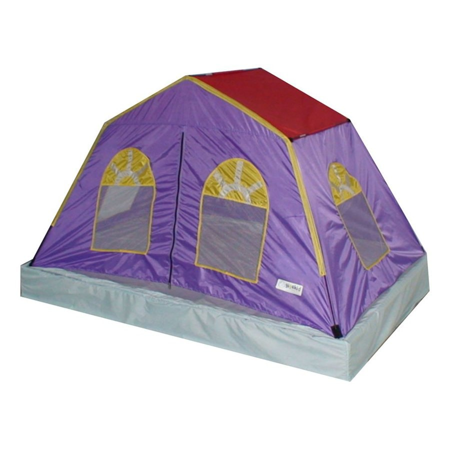Shop gigatent dream house bed play tent at for Tent a house