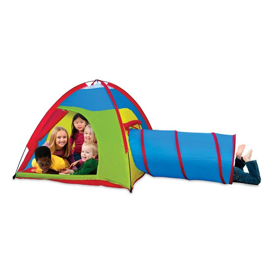 Gigatent Adventure Kids Play Tent and Tunnel  sc 1 st  Loweu0027s & Shop Gigatent Adventure Kids Play Tent and Tunnel at Lowes.com