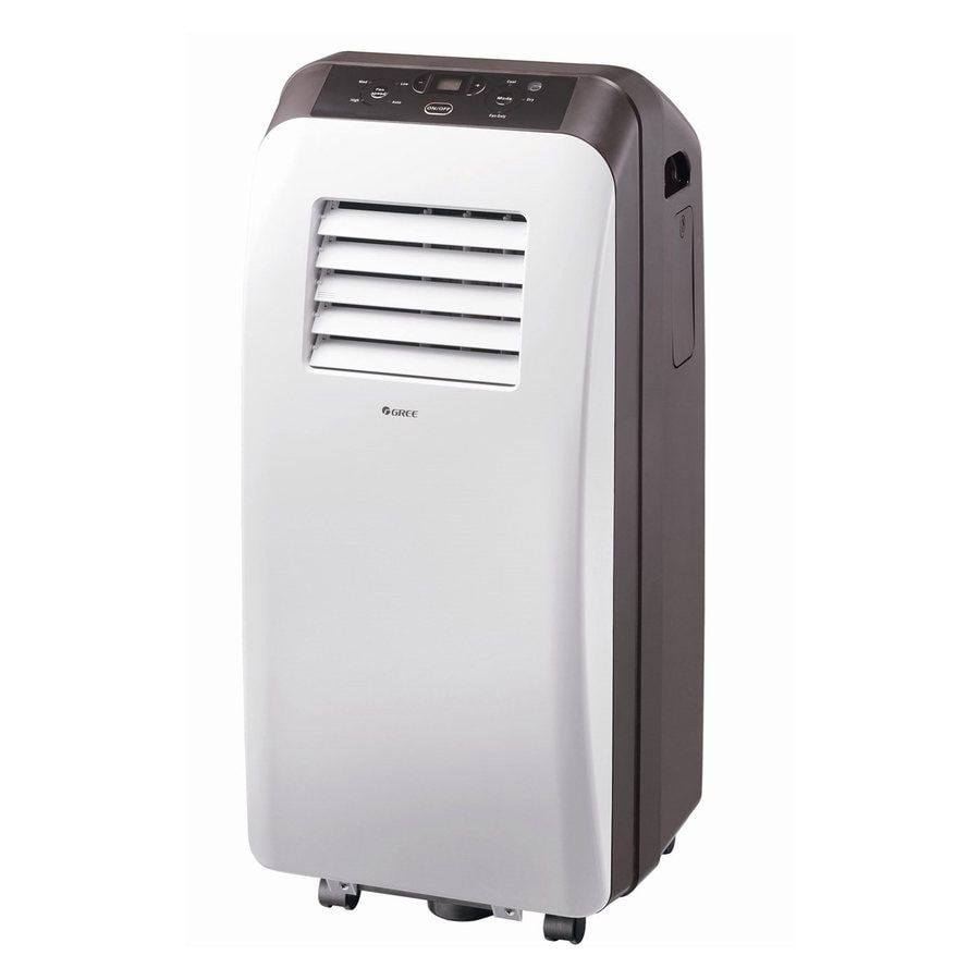 Gree 10000-BTU 350-sq ft 115-Volt Portable Air Conditioner ENERGY STAR