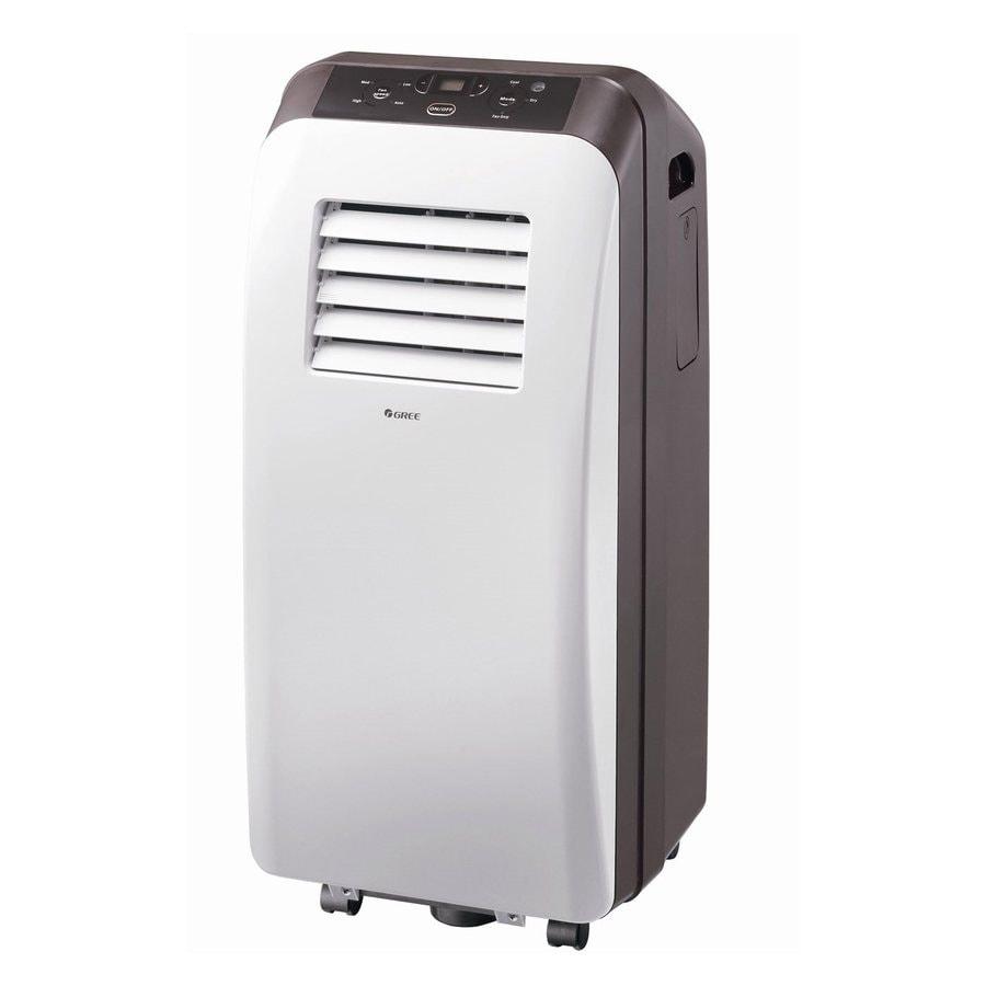 Gree 10000-BTU 350-sq ft 115-Volt Portable Air Conditioner ENERGY STAR