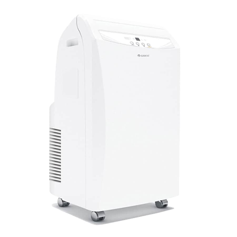 Gentil Gree 12000 BTU 450 Sq Ft 115 Volt Portable Air Conditioner With Heater