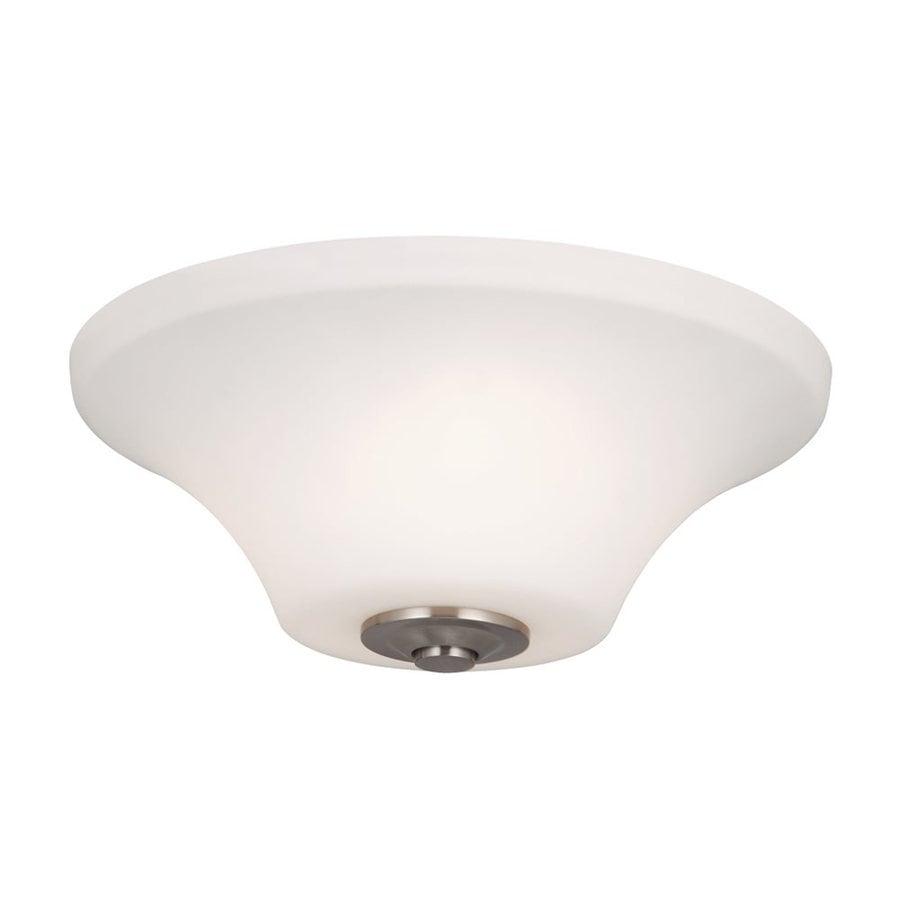 Monte Carlo Fan Company 3-Light Halogen Ceiling Fan Light Kit with Frosted Glass
