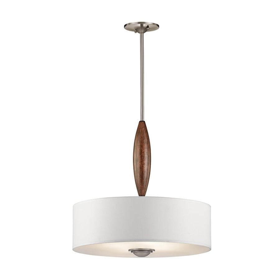 Ceiling lights not hardwired : Kichler lucille in classic pewter hardwired single