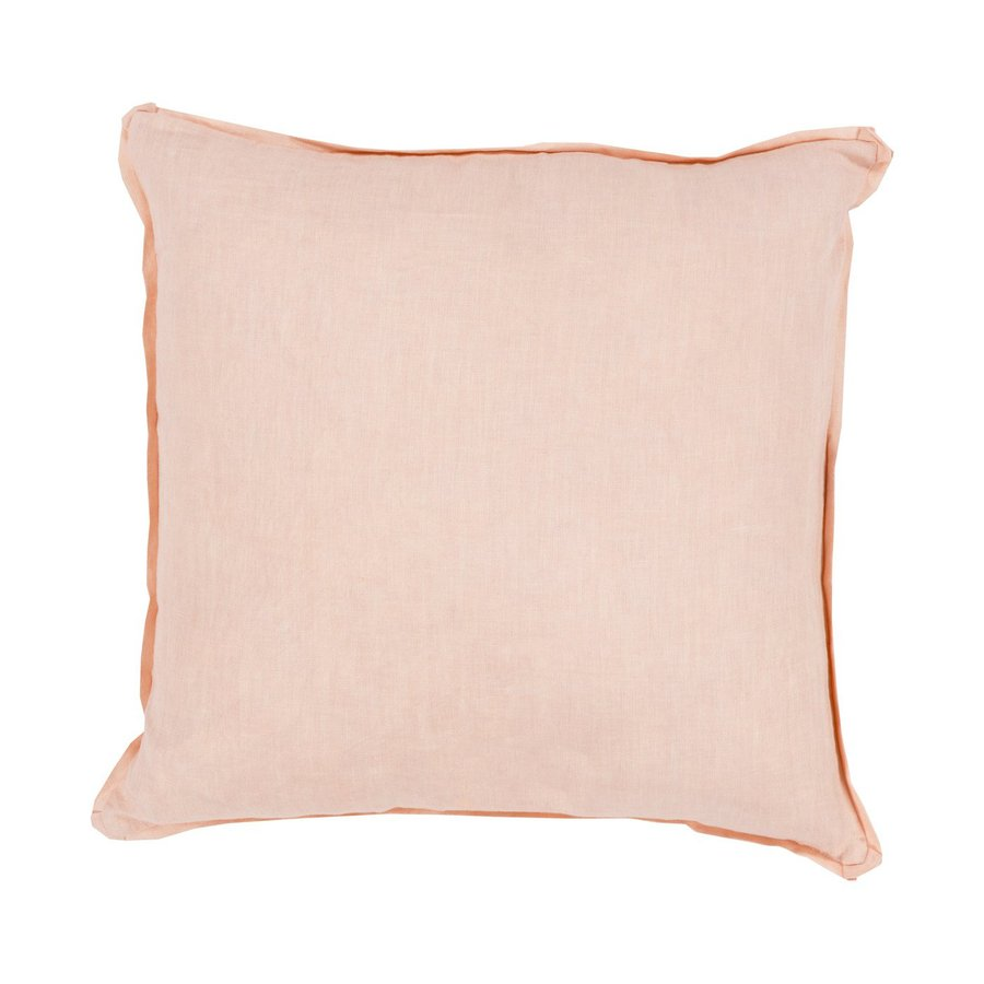 Surya 22-in W x 22-in L Pink Square Indoor Decorative Pillow