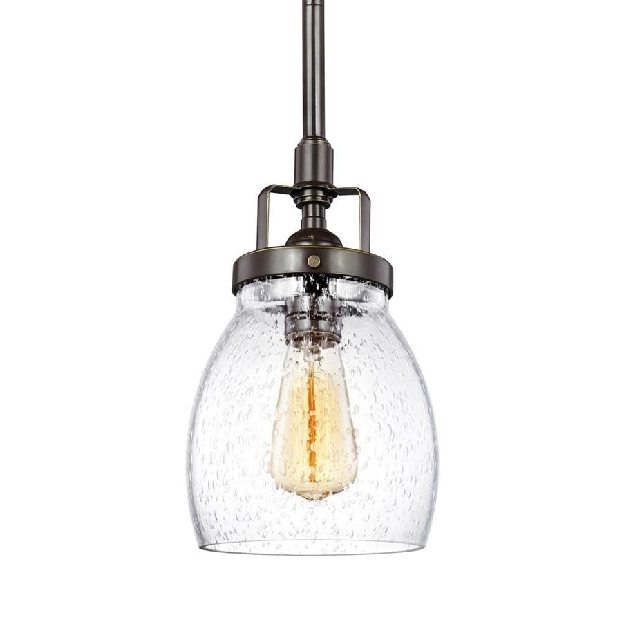 Pendant Kitchen Light Seed Glass