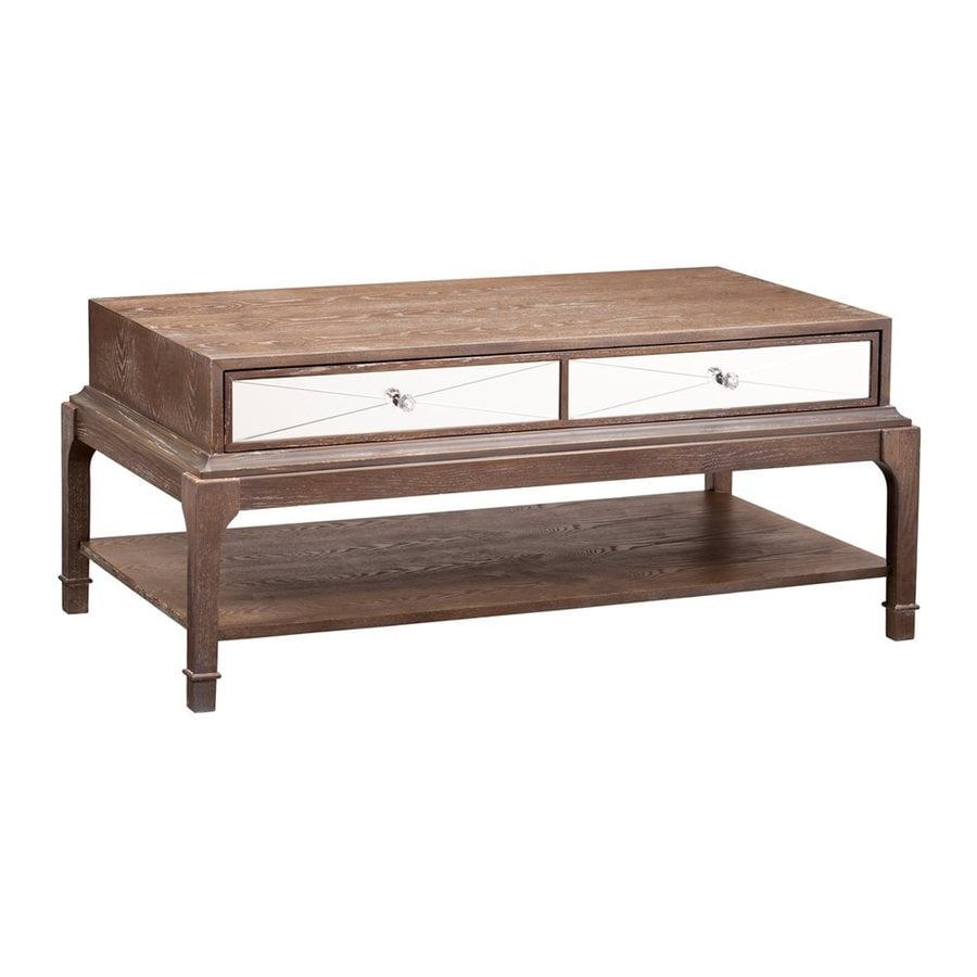 Boston Loft Furnishings Eve Poplar Coffee Table