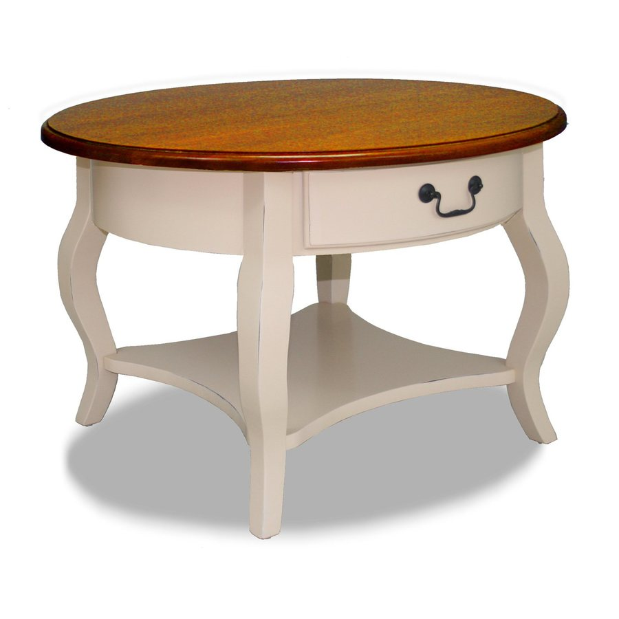 Leick Favorite Finds Poplar Coffee Table