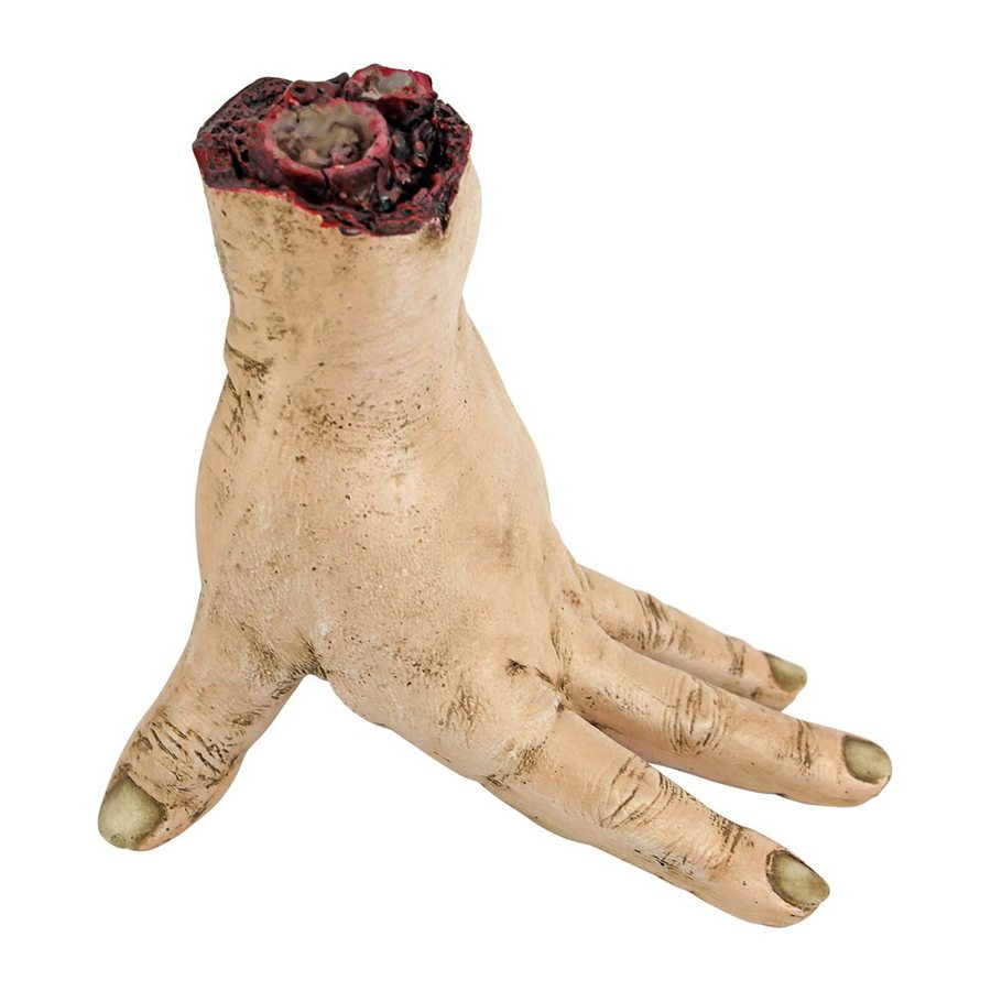 Design Toscano A Helping Hand Freestanding Zombie Statue