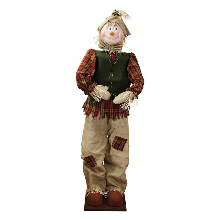 Christmas Central Scarecrow Greeter