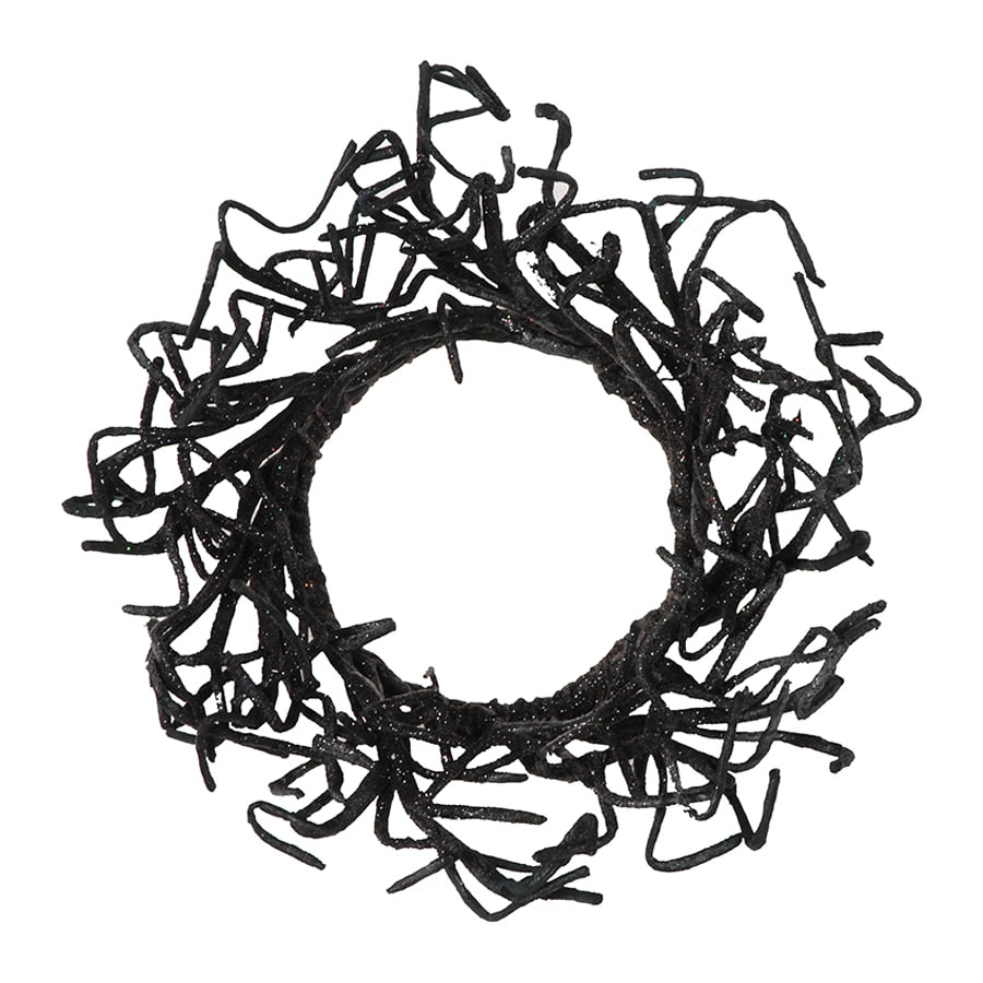 Fantastic Craft 4.5-in Indoor Twig Artificial Halloween Wreath