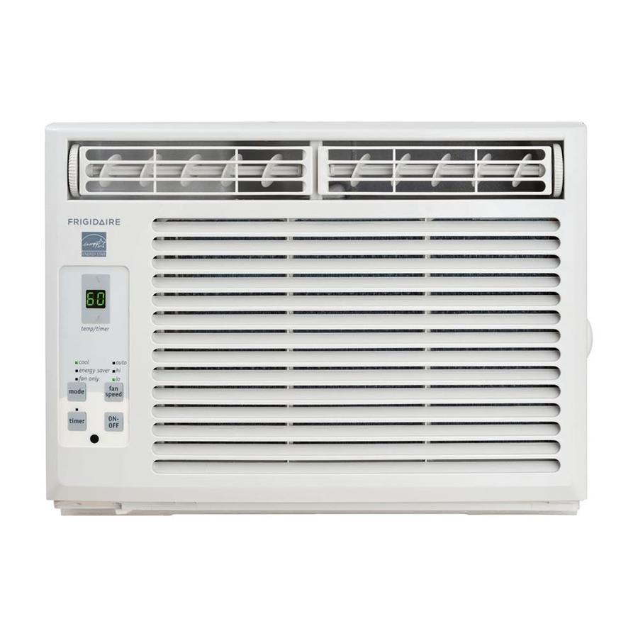 150 Sq Ft Shop Frigidaire 5000 Btu 150 Sq Ft 115 Volt Window Air Conditioner