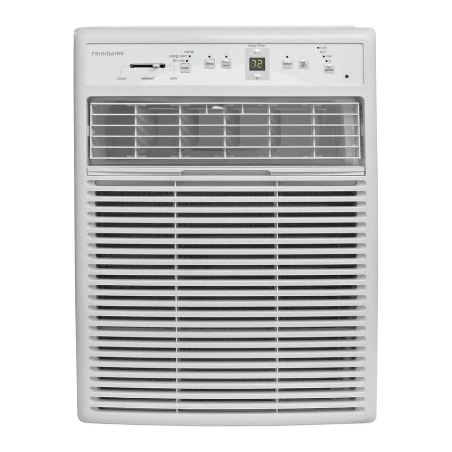 Frigidaire 8,000-BTU 350-sq ft 115-Volt Window Air Conditioner