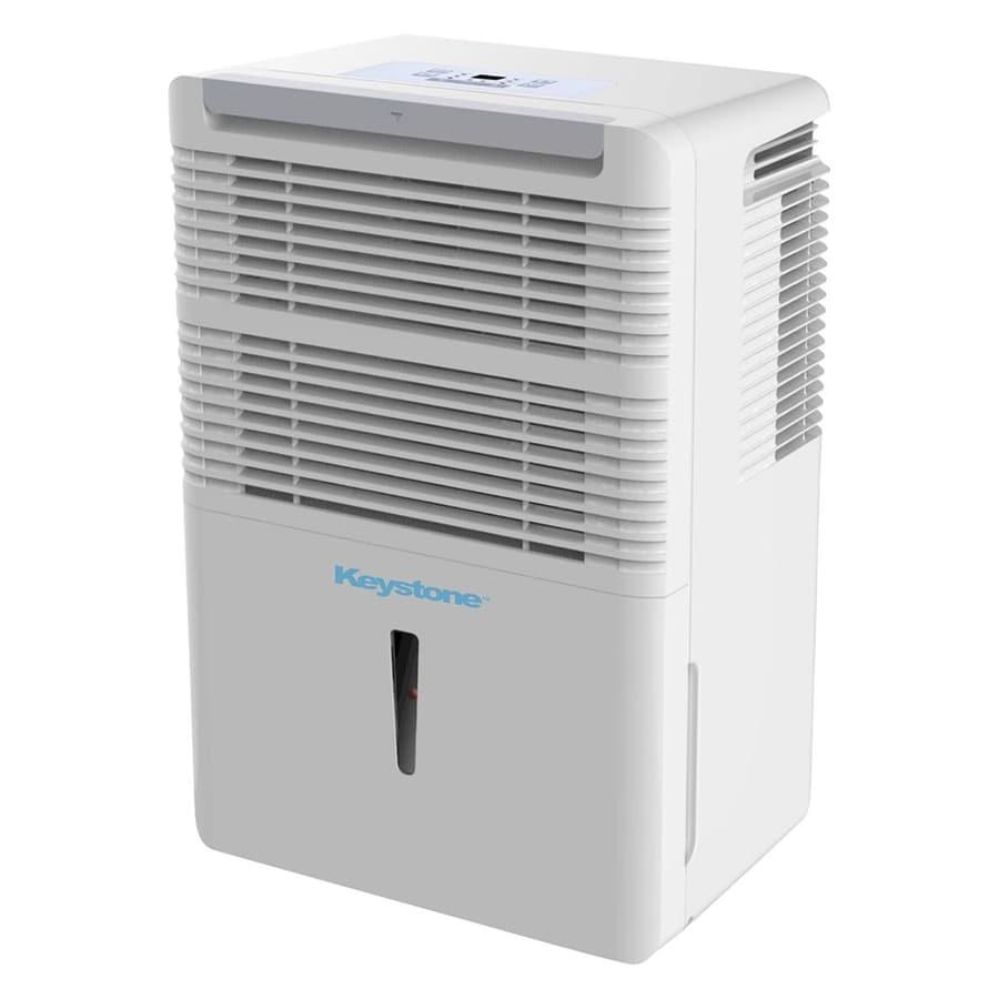 Keystone 30-Pint 2-Speed Dehumidifier