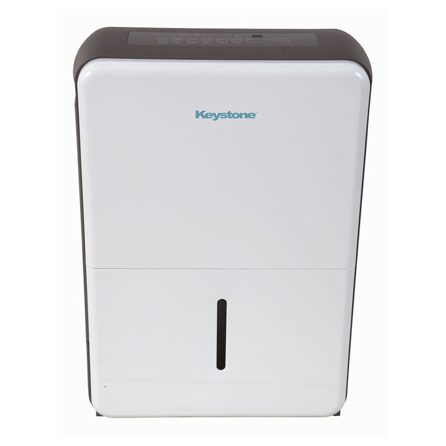 Keystone 50-Pint 2-Speed Dehumidifier