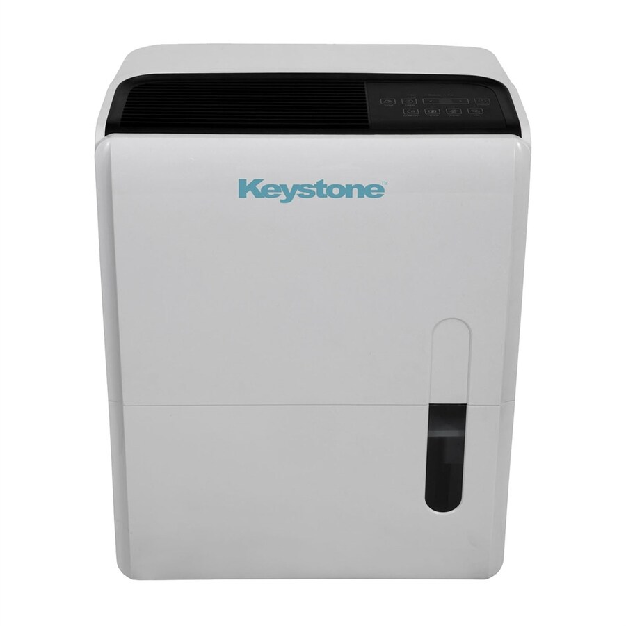 Keystone 95-Pint 3-Speed Dehumidifier with Built-in Pump