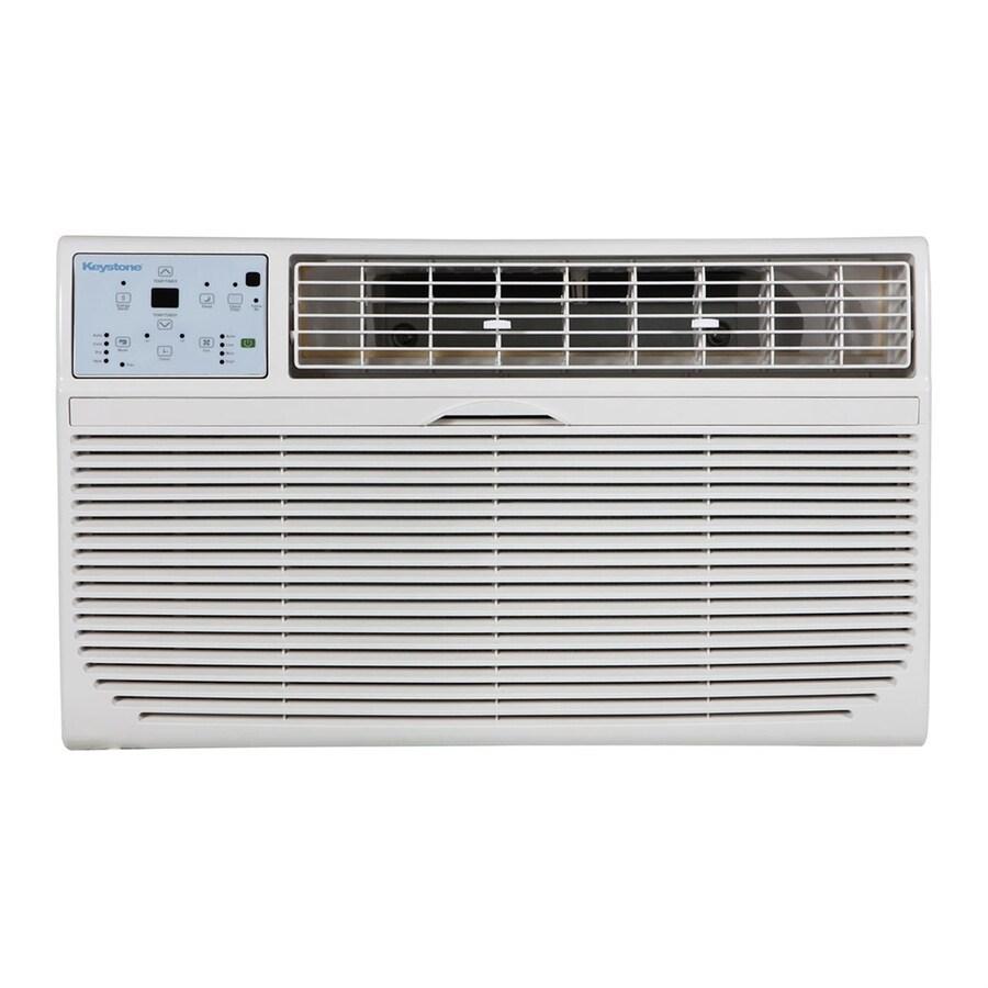 Keystone 10,000-BTU 450-sq ft 115-Volt Wall Air Conditioner ENERGY STAR