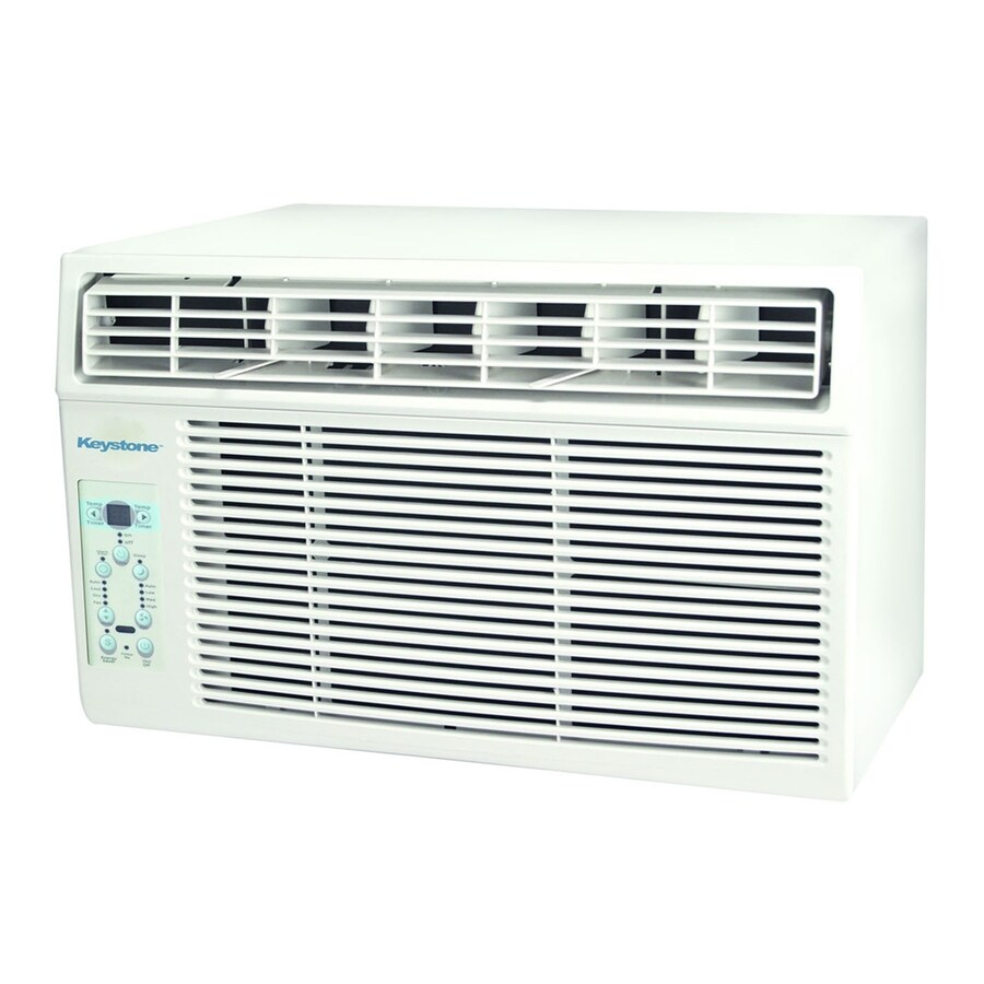 Keystone 6,000-BTU 250-sq ft 115-Volt Window Air Conditioner ENERGY STAR